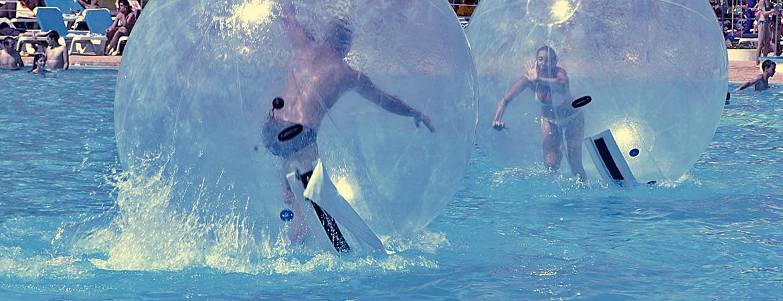 Půjčovna - Water ball